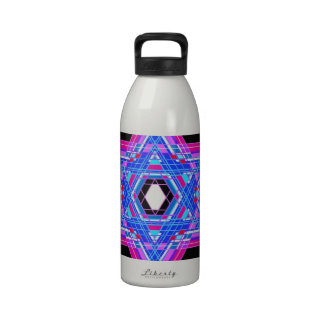The Star of David Reusable Water Bottles