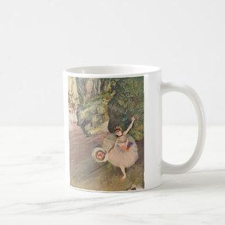 The Star of the Ballet by Edgar Degas Coffee Mug