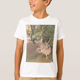 The Star of the Ballet by Edgar Degas T-Shirt