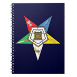 The Star of the OES Spiral Note Books