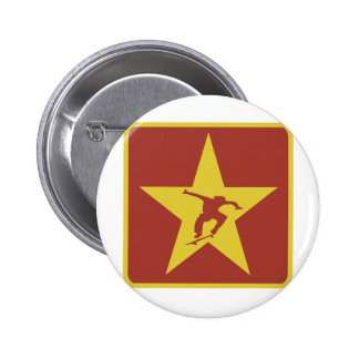 The Star of the Revolution Pins