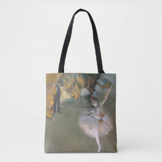 The Star, or Dancer on the stage, c.1876-77 Tote Bag