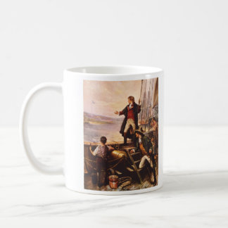 The Star Spangled Banner by Percy Moran Classic White Coffee Mug