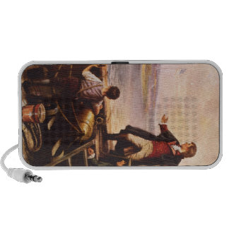 The Star Spangled Banner by Percy Moran Portable Speaker