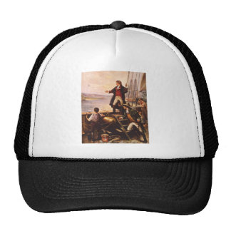 The Star Spangled Banner by Percy Moran Trucker Hat