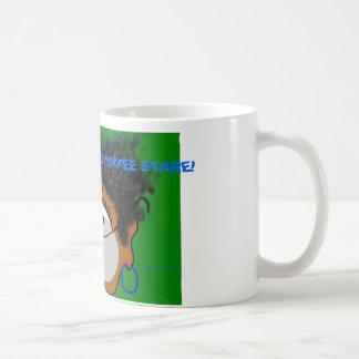 The STARE~ Coffee Mug