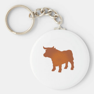 The Stare Keychain