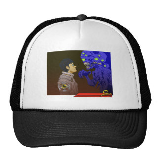 The Stare Off Trucker Hats