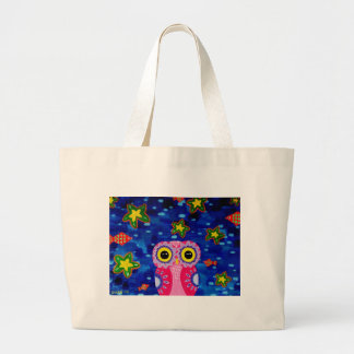 The Starfish Dance Large Tote Bag