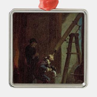 The Stargazer, c.1863 Metal Ornament