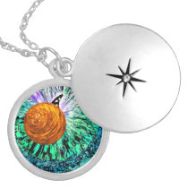 The Starkid Poet Pendant. Locket Necklace