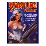 The Starmen of Llyrdis Postcard