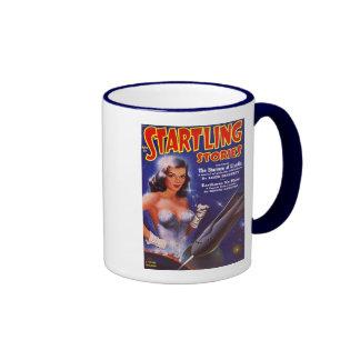 The Starmen of Llyrdis Ringer Mug