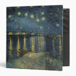 The Starry Night, 1888 Binder