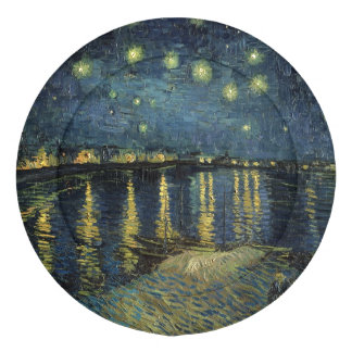 The Starry Night, 1888 Button Covers