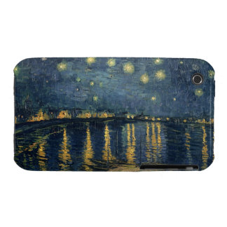The Starry Night, 1888 Case-Mate iPhone 3 Cases