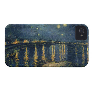 The Starry Night, 1888 Case-Mate iPhone 4 Cases
