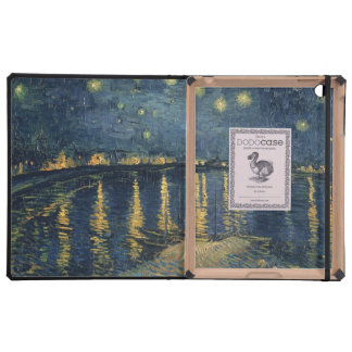 The Starry Night, 1888 Cases For iPad