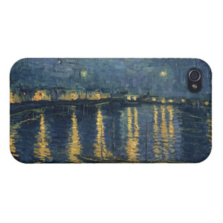 The Starry Night, 1888 iPhone 4/4S Cover
