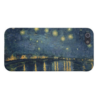 The Starry Night, 1888 iPhone 5 Cover