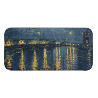 The Starry Night, 1888 iPhone 5 Covers