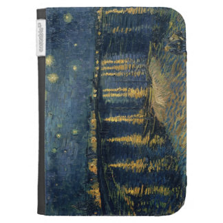 The Starry Night, 1888 Kindle Keyboard Cases