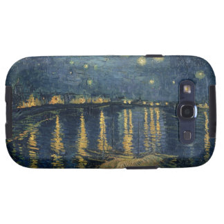The Starry Night, 1888 Samsung Galaxy SIII Cover