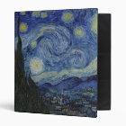 The Starry Night Binder