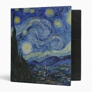 The Starry Night Binder