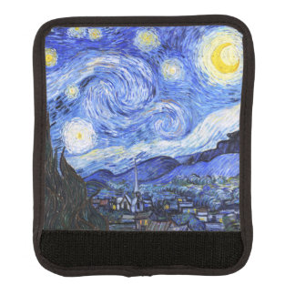 The Starry Night by Van Gogh Handle Wrap