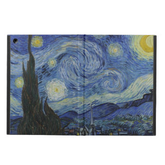 The Starry Night by Van Gogh iPad Air Cover