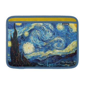 The Starry Night by Van Gogh MacBook Air Sleeve