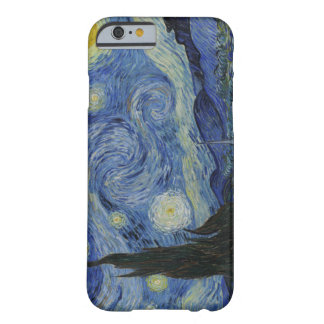 The Starry Night Barely There iPhone 6 Case