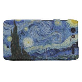 The Starry Night Motorola Droid RAZR Cover