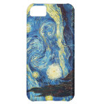 The Starry Night (De sterrennacht) - Van Gogh Case For iPhone 5C