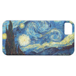 The Starry Night (De sterrennacht) - Van Gogh iPhone 5 Cover
