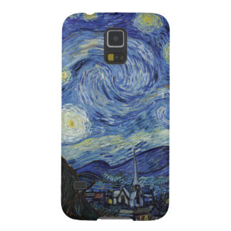 The Starry Night Galaxy S5 Cover