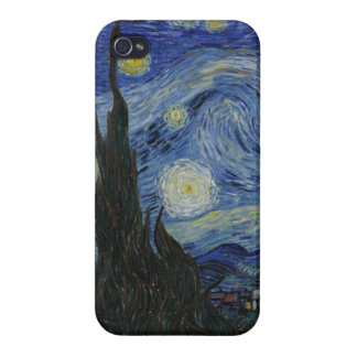 The Starry Night iPhone 4/4S Case
