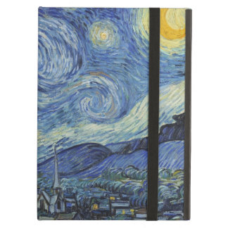 The Starry Night, June 1889 (oil on canvas) iPad Air Cover