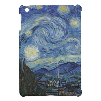The Starry Night, June 1889 (oil on canvas) iPad Mini Cases