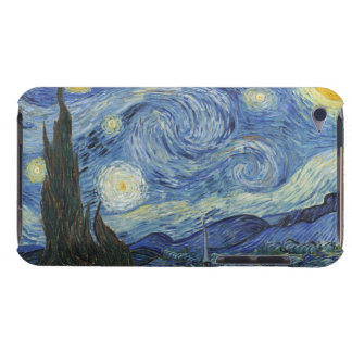 The Starry Night, June 1889 (oil on canvas) iPod Touch Case