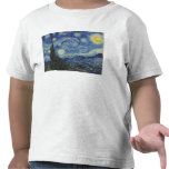 The Starry Night, June 1889 (oil on canvas) T Shirt