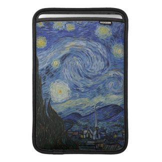 The Starry Night Macbook Air Sleeve