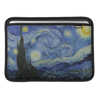 The Starry Night Macbook Air Sleeve