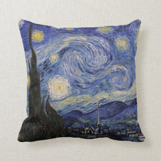 The Starry Night Pillows