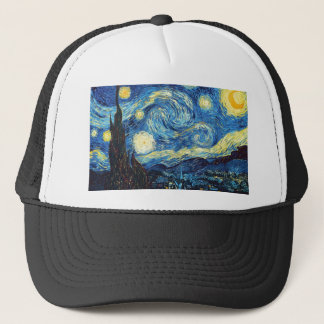 The Starry Night Trucker Hat