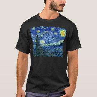 The Starry Night - Vincent van Gogh (1889) T-Shirt