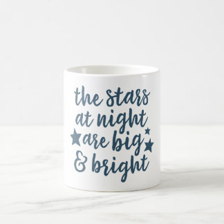 The Stars at Night Texas Coffee Mug
