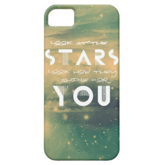 The stars IPHONE5 cover iPhone 5 Case