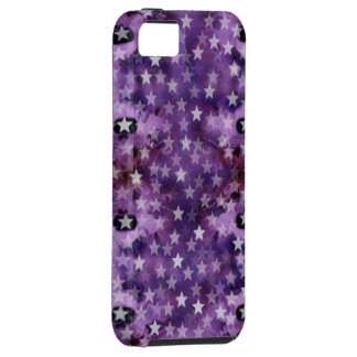 The Stars of Spacetime iPhone 5 Case
